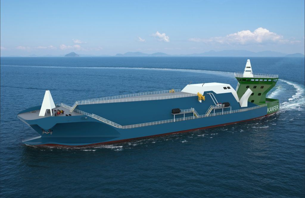 AG&P Invests in Kanfer Shipping to Make LNG More Accessible