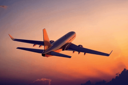 Vận chuyển quốc tế hàng không