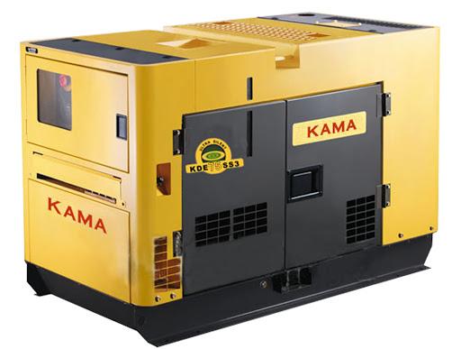 Thủ tục nhập khẩu tổ máy phát điện, máy phát điện