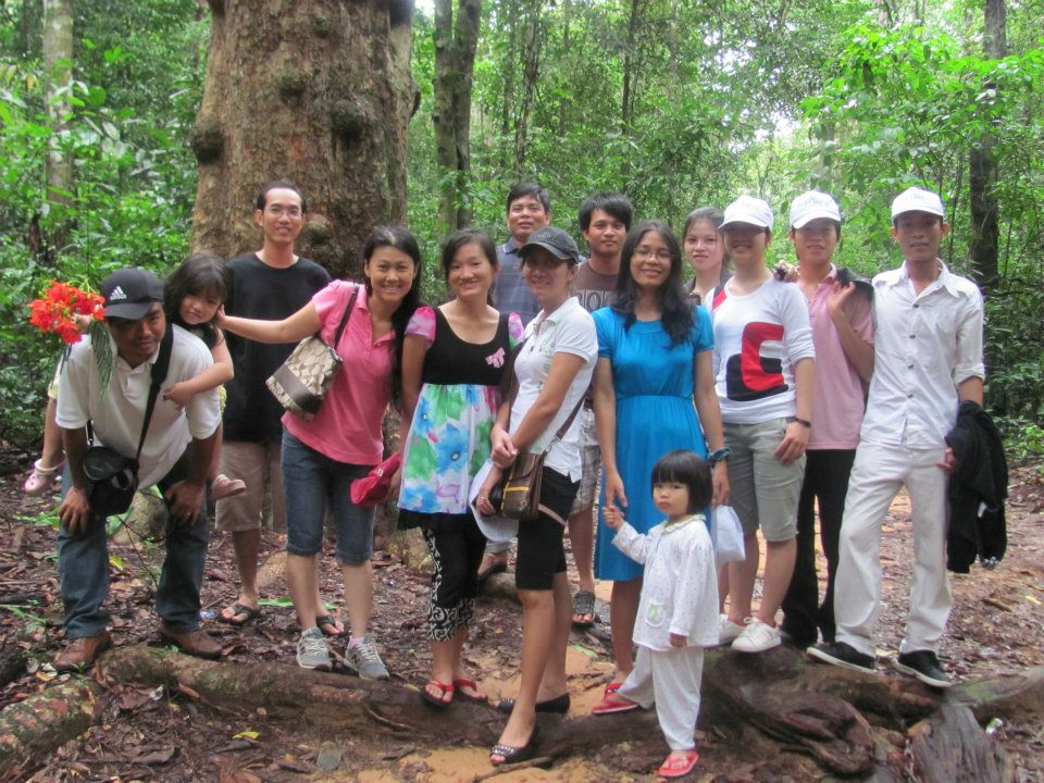 Annual vacation 2011 in Phu Quoc island