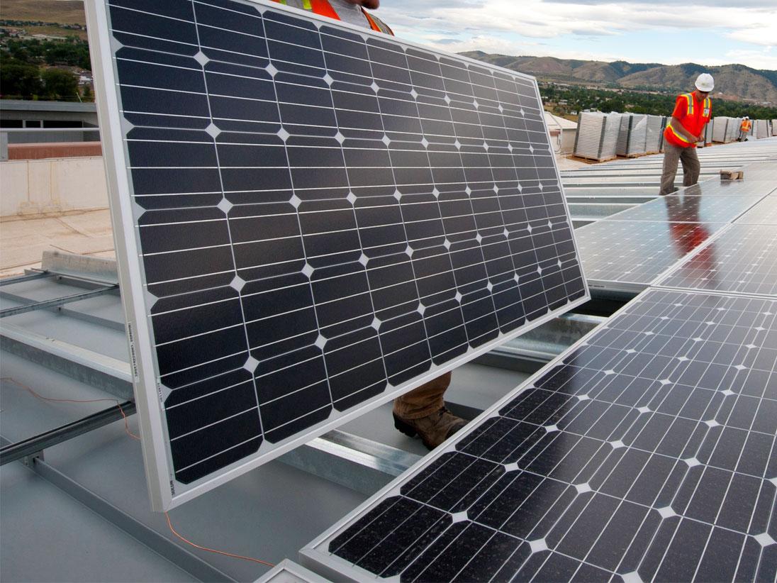 Thủ tục nhập khẩu tấm pin năng lượng mặt trời - Solar