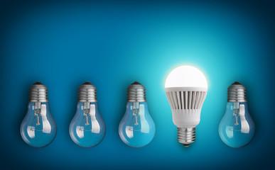 Thủ tục nhập khẩu đèn led theo quy định mới